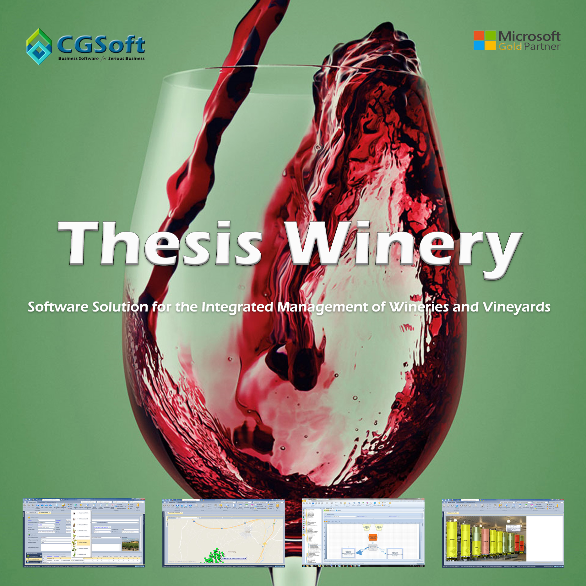 Thesis Winery